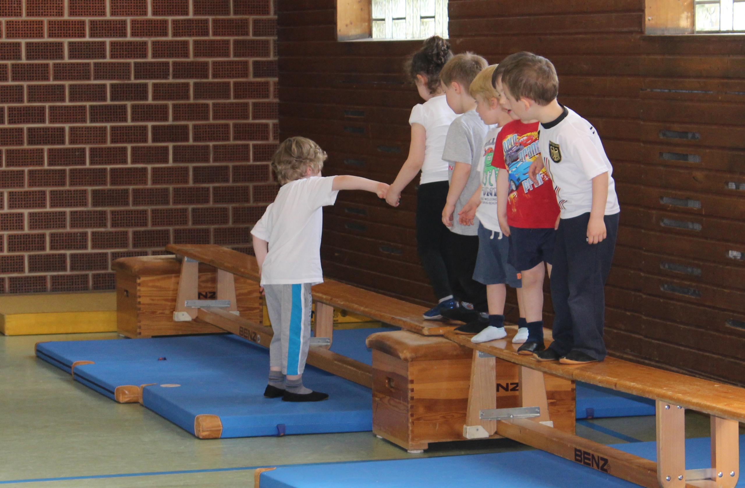 Turnverein erhält Förderpreis der Stiftung Allianz für Kinder